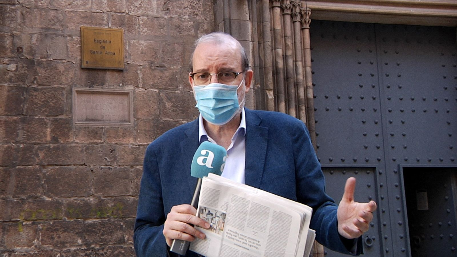 L'anàlisi d'Antoni Bassas: 'Lluitant contra la destrucció social'