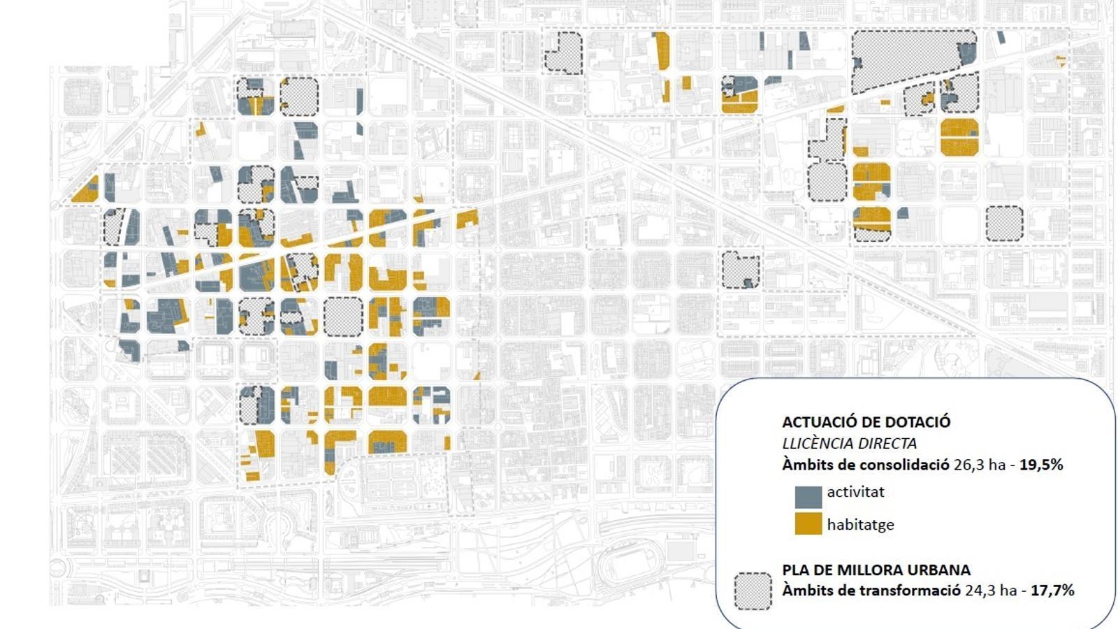 Projecte de modificació del pla urbanístic del districte 22@