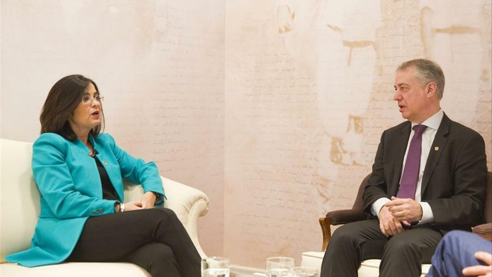 La reunió entre el govern espanyol i el basc, aquest migdia