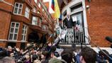 Julian Assange arriba a la penúltima estació del seu viacrucis judicial