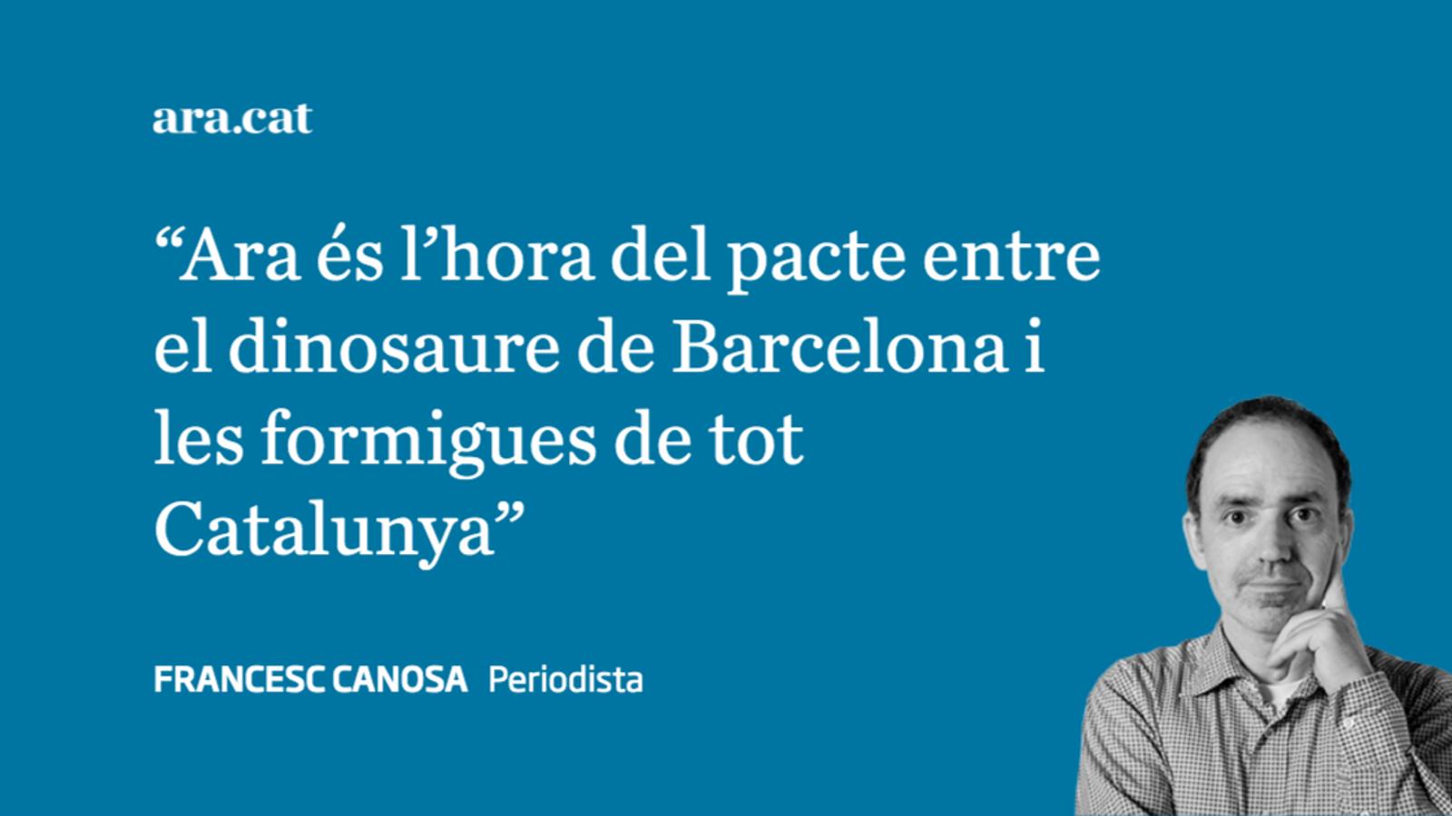 Marxar de Barcelona i descobrir Catalunya