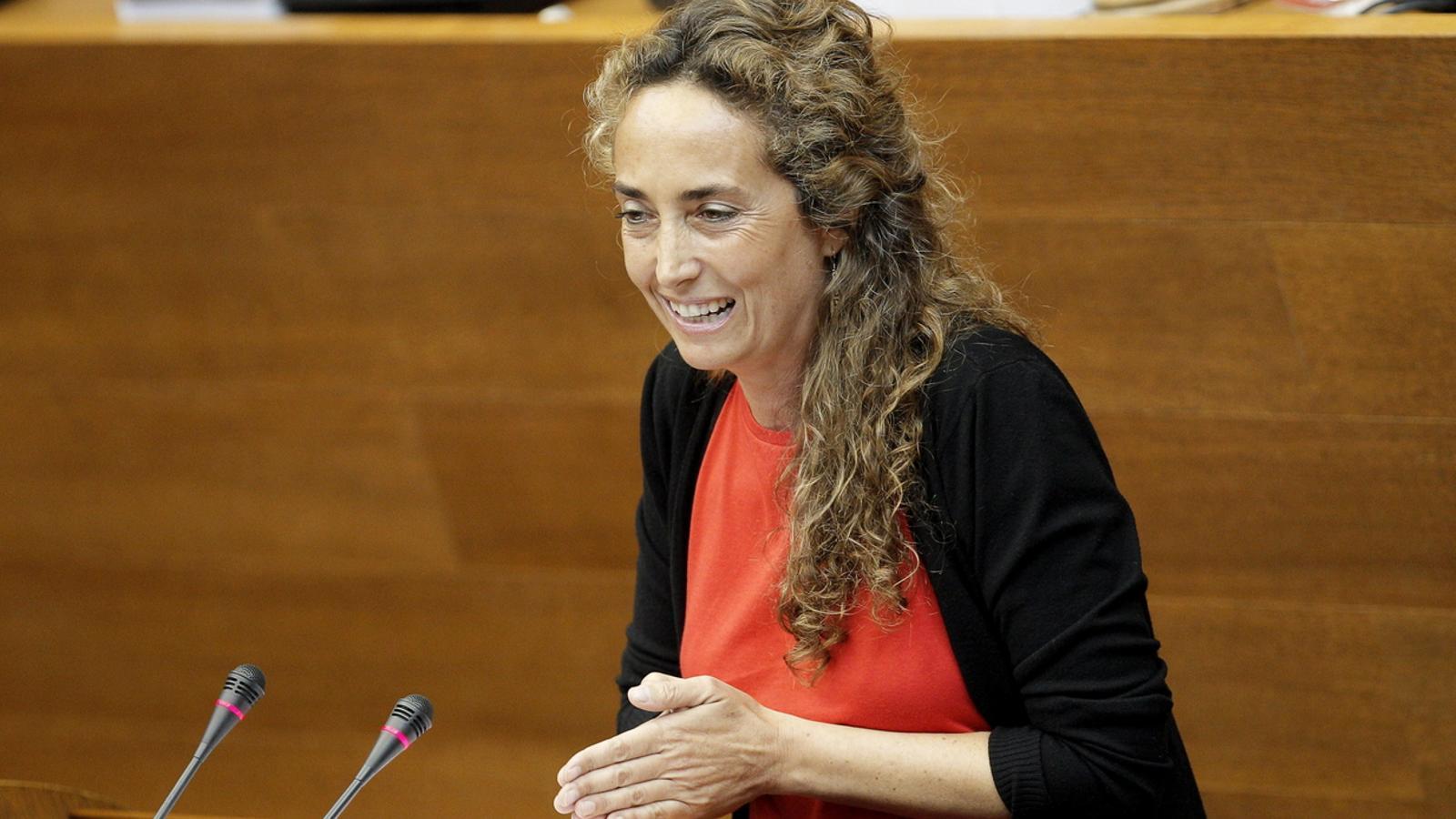 """Carolina Punset (Ciutadans): """"Allà on triomfa la immersió lingüística estem tornant a l'aldea"""""""