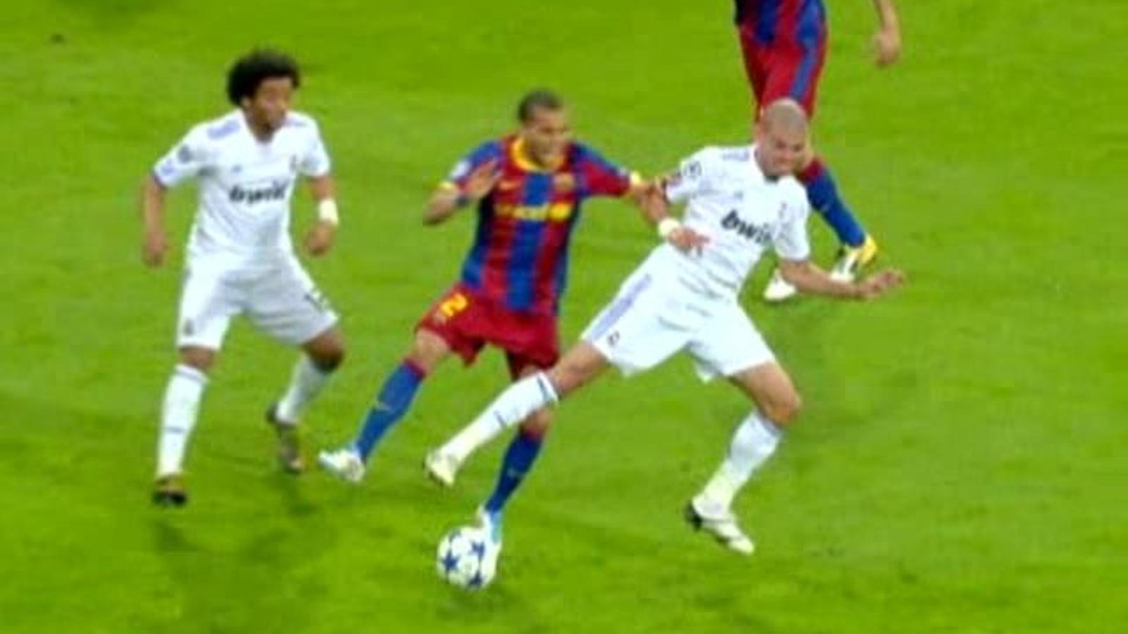 El Reial Madrid torna a queixar-se dels àrbitres amb un vídeo