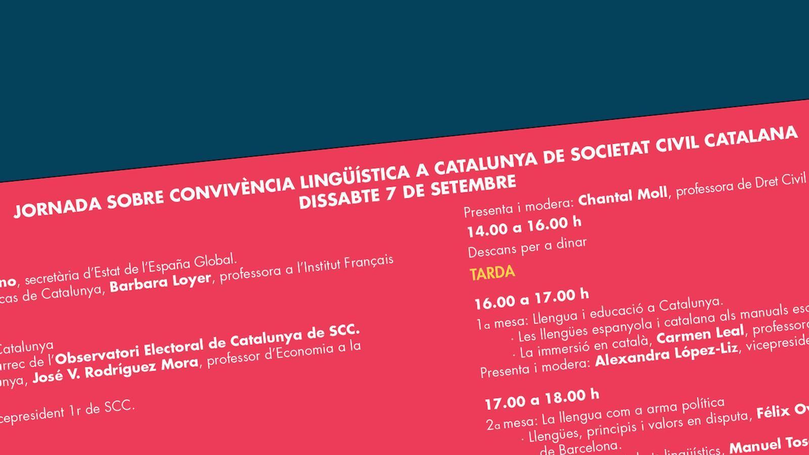 L'anàlisi d'Antoni Bassas: 'El debat sobre la convivència lingüística a Catalunya'