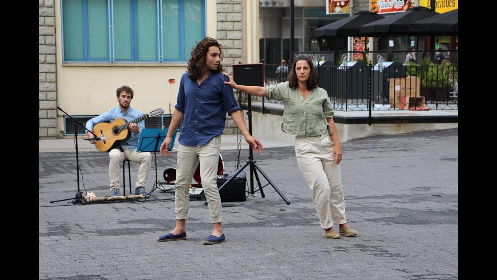 Música i dansa clouen el cicle ON-Carrer a Andorra la Vella