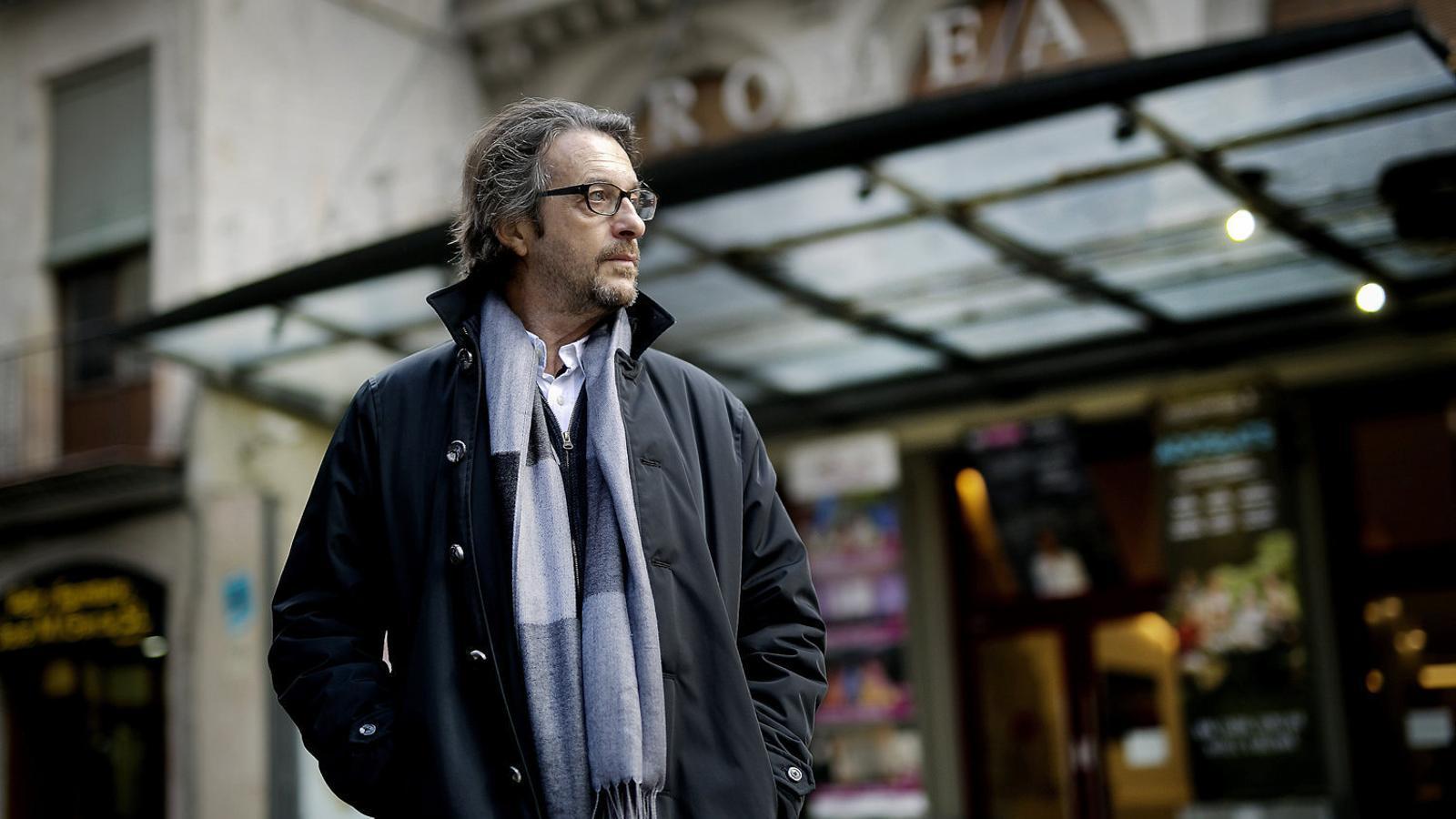 """Ramon Madaula: """"Els artistes podem arribar a ser molt patètics"""""""