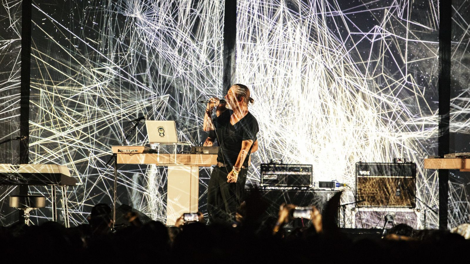 Thom Yorke al Festival Sónar