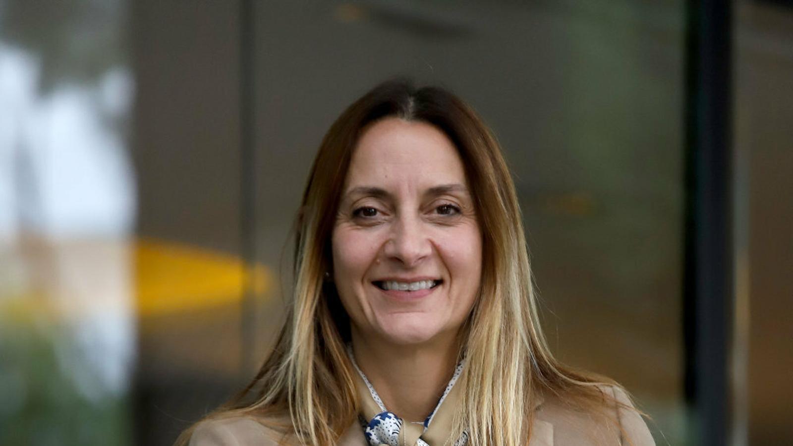 """Catalina Alemay: """"L'objectiu és que els nostres hotels siguin espais segurs per als nins"""""""