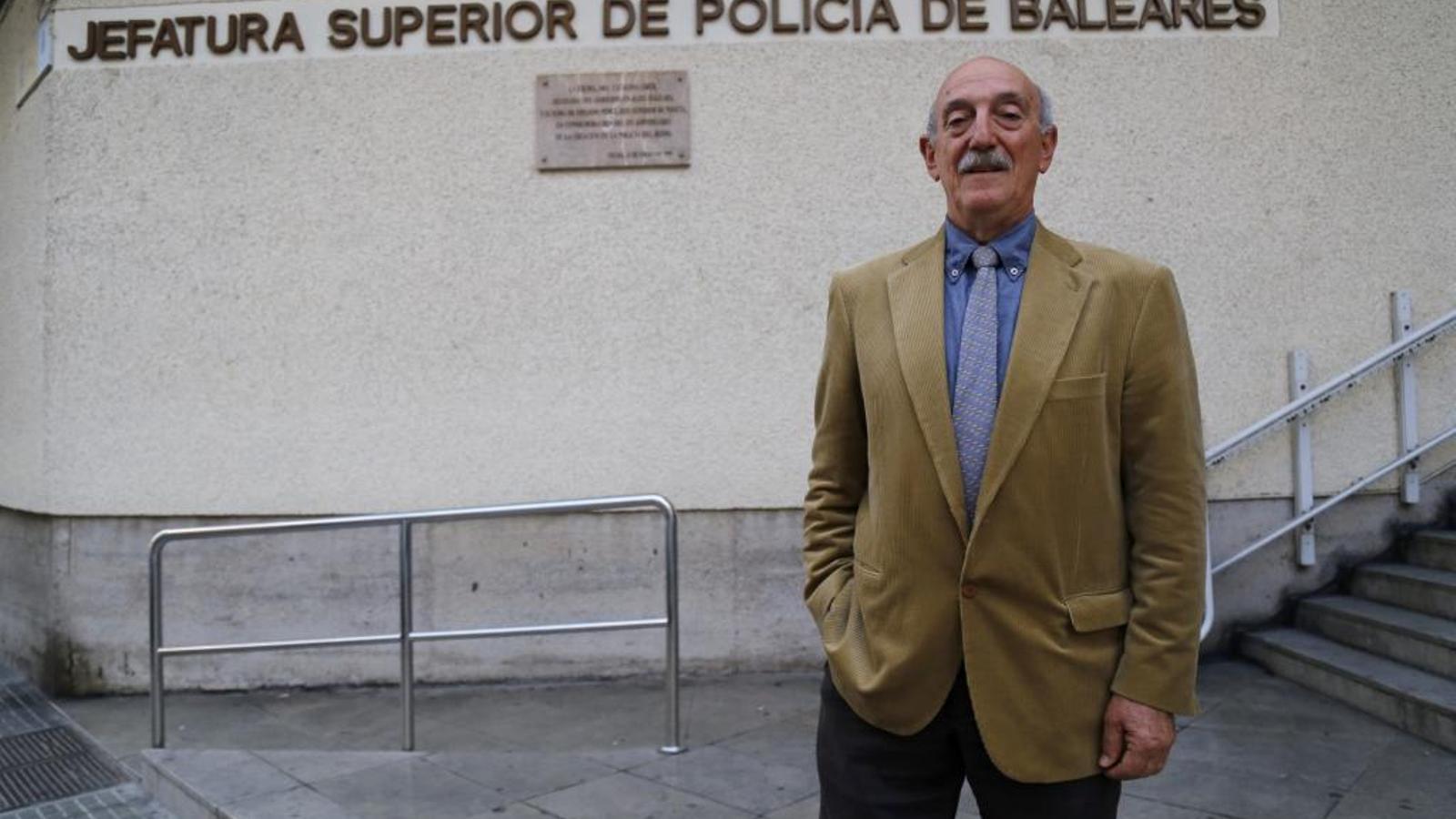 L'excap policial, Antoni Cerdà, nega haver cobrat suborns de narcotraficants