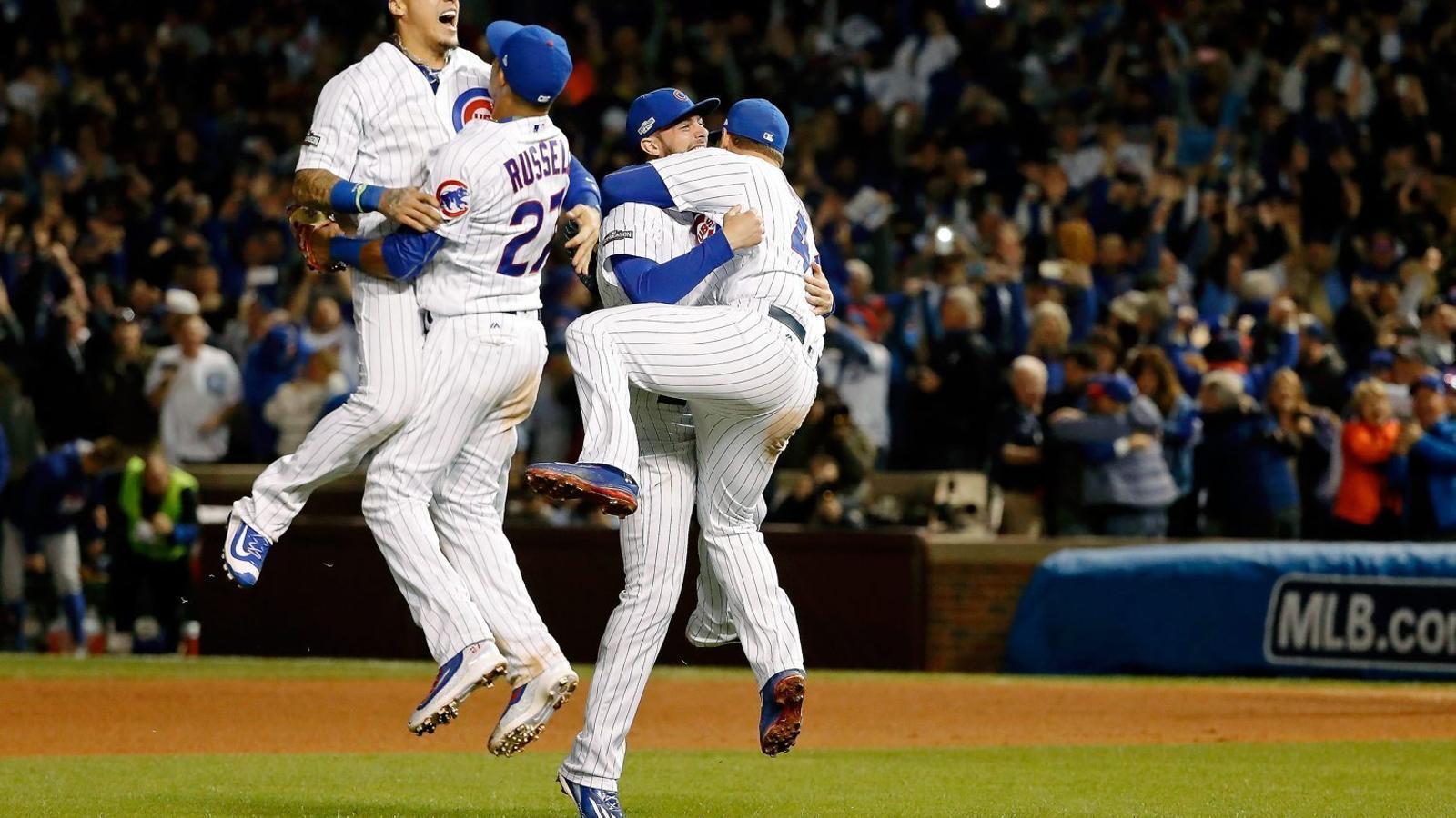 Els Cubs són a un sol pas de trencar la pitjor ratxa de l'esport nord-americà d'un equip sense guanyar un títol.