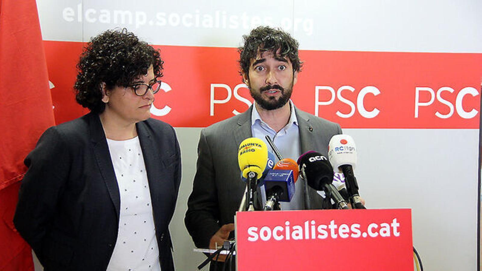 ERC incorpora l'exdiputat del PSC Carles Castillo com a número 4 per Tarragona