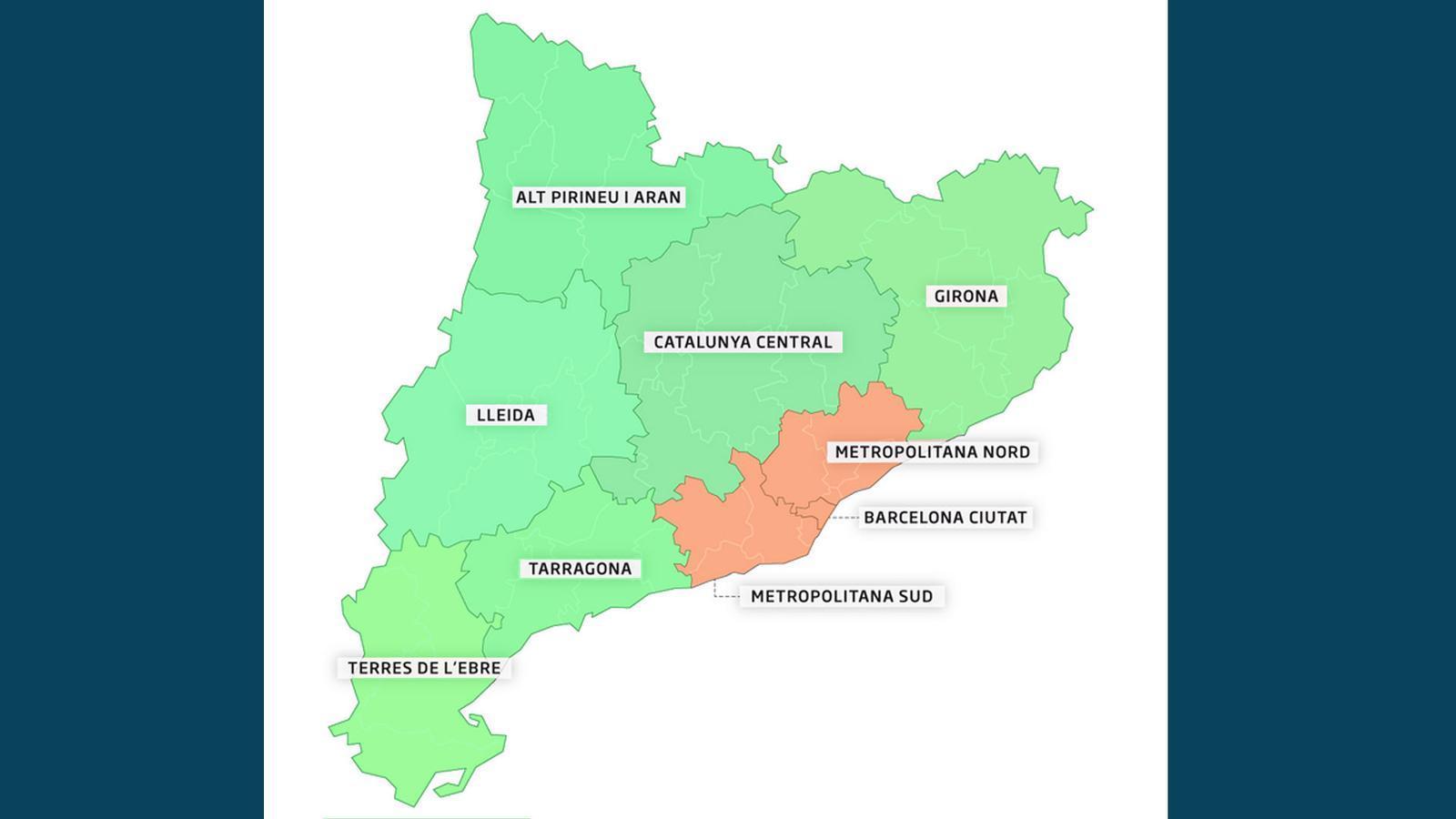 El Govern demana que Lleida, Girona i la Catalunya Central passin a la fase 1 dilluns que ve. Barcelona no se sap quan hi entrarà: les claus del vespre, amb Antoni Bassas (13/05/2020)