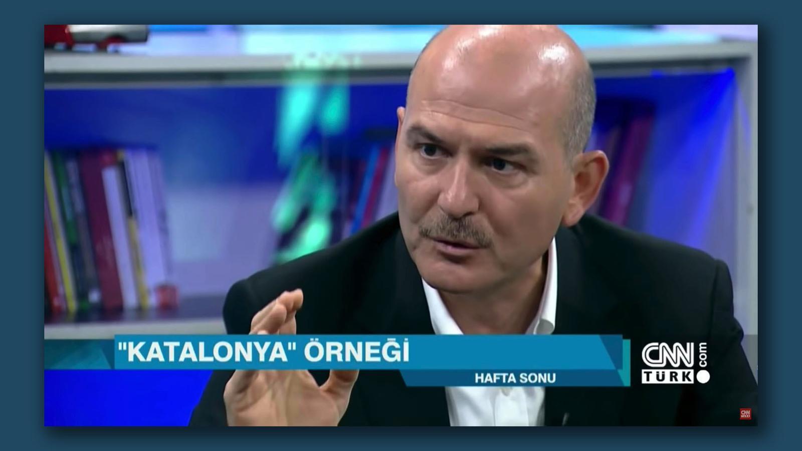 L'anàlisi d'Antoni Bassas: 'Turquia posa l'exemple de Catalunya per a justificar la seva repressió'