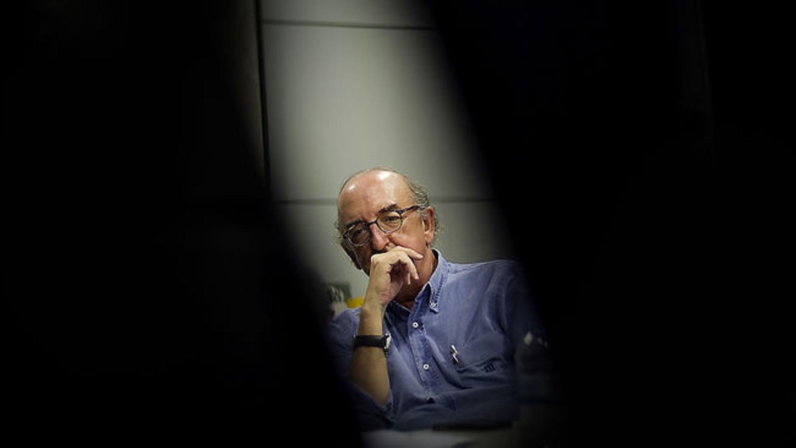 """Jaume Roures no veu """"arguments"""" contra ell a l'informe de la Guàrdia Civil que el vincula al Procés"""